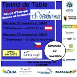 Coupe d'Europe TTVedrinamur